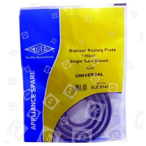 Universal Kochfeld-Ringheizelement 1350 W