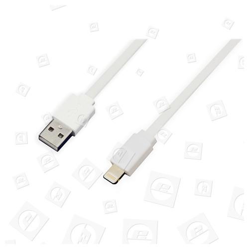 Kabel Mit Lightning- Und USB-Stecker