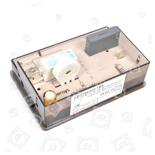 Boutons Électroniques - 6 - Minuteur Vert MM60088AWT