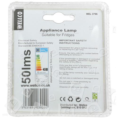 Lampada Pygmy 10W SES (E14) CDA