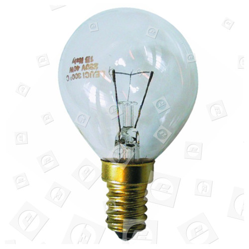 Lampadina Circolare 40 W SES (E14) Wellco