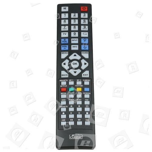 Alba Kompatibel Mit RC1912, RC4822, RC4845 TV Fernbedienung