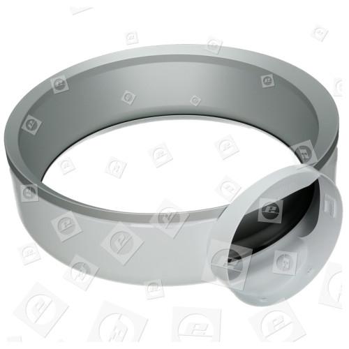 Amplificatore Ad Anello Bianco /argento 30CM/12IN Dyson