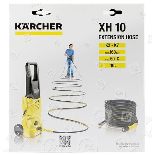 Karcher K520M K2-K7 XH 10 Hochdruckschlauch-Verlängerung (10m, 160 Bar) 6.389-092.0