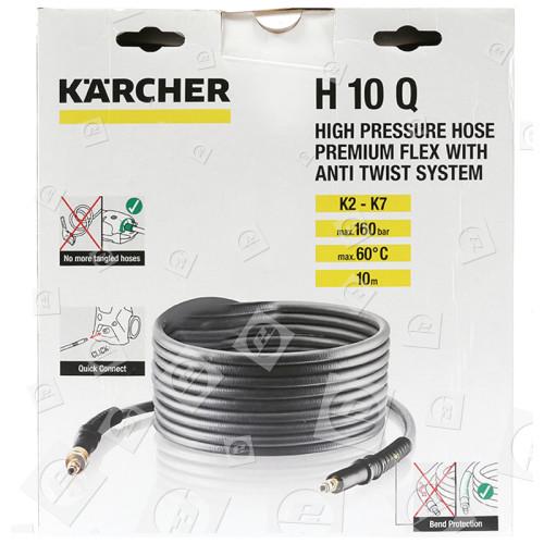 Karcher H10Q PremiumFlex-Hochdruck-Ersatzschlauch - Verdrehsicher