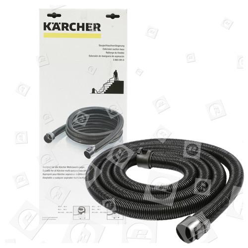 Rallonge De Tuyau Flexible D Aspiration 3 5m Karcher Epieces
