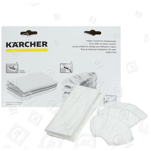 Karcher SC1.020 Baumwoll-Tuchset