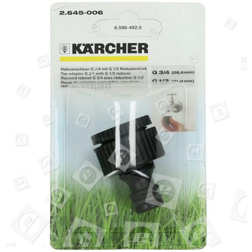 Karcher Hahnanschluss G3/4 Mit G1/2- Reduzierstück