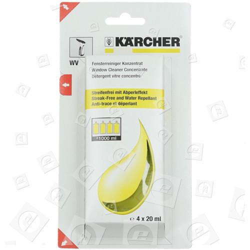 Detergente Lavavetri Concentrato- Pacco Da 4 Karcher