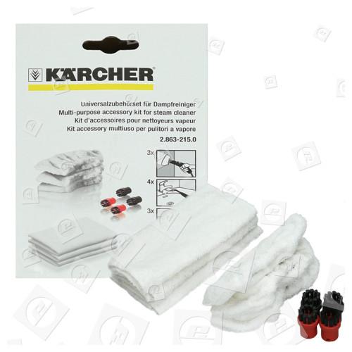 Karcher Universalzubehör-Set Für Dampfreiniger