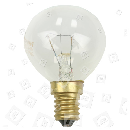 Lampada Per Elettrodomestici Rotonda Da 40 W SES (E14) Bosch Neff Siemens