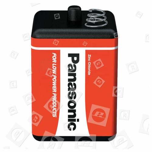 Pile Chlorure De Zinc Très Résistante 4R25R Panasonic
