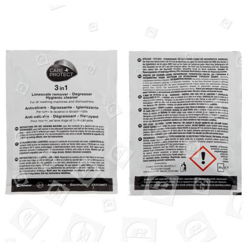 Nettoyant Et Anticalcaire Pour Lave-Linge Et Lave-Vaisselle Care+Protect