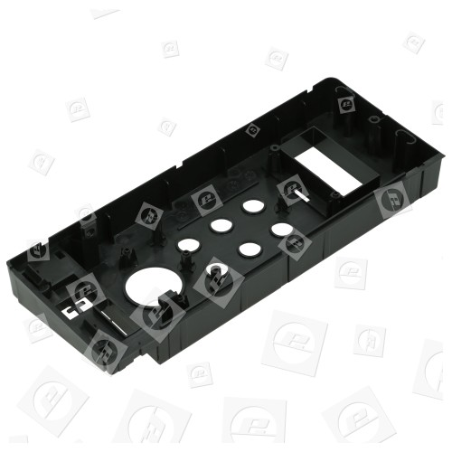 Control Panel Fascia - Black Candy