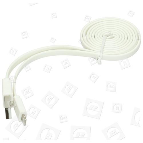 Câble Lightning USB (1 Mètre) Wellco