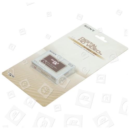 Sony HDV Mini-DV Camcorder-Kassette