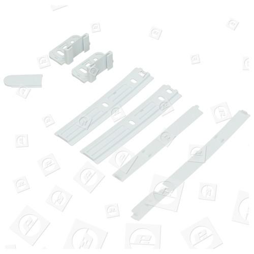 Kit De Fijación De Puerta Decorativa De Frigorífico Congelador Algor