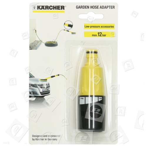 Karcher Gartenschlauch-Adapter