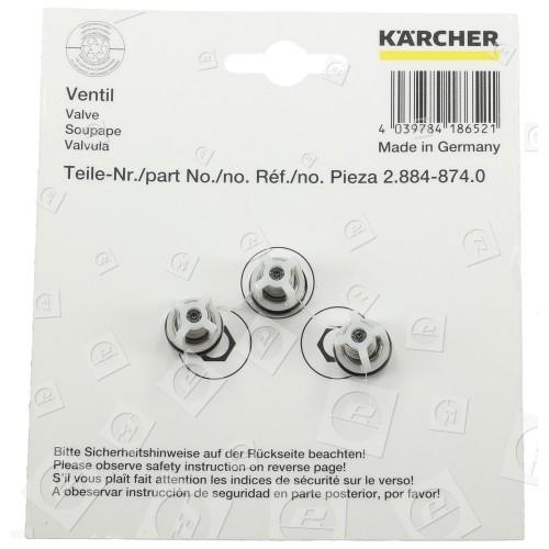 Karcher Ventil (3er Packung)