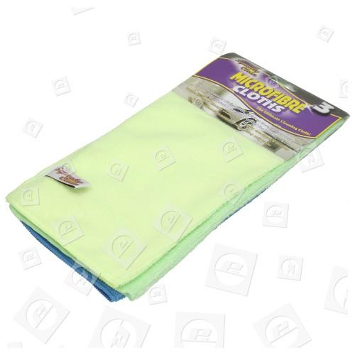 Panni In Microfibra (confezione Da 3) Ramon