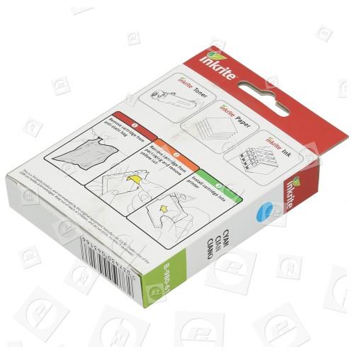 Cartuccia Di Inchiostro Ciano Compatibile BrotherLC1100 Inkrite