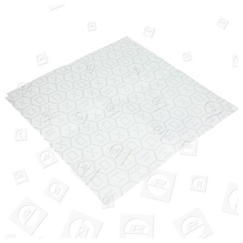 Filtro Antigrasso Universale UGF005 Per La Cappa (470 X 970MM) Wpro