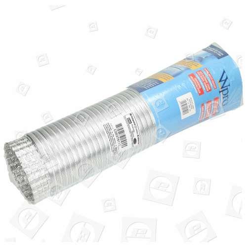 Tuyau De Conduit En Aluminium - 1, 5 M - Wpro