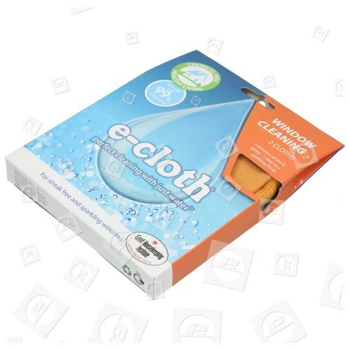 Panni Per Pulizia Finestre -pacco Da 2 E-Cloth