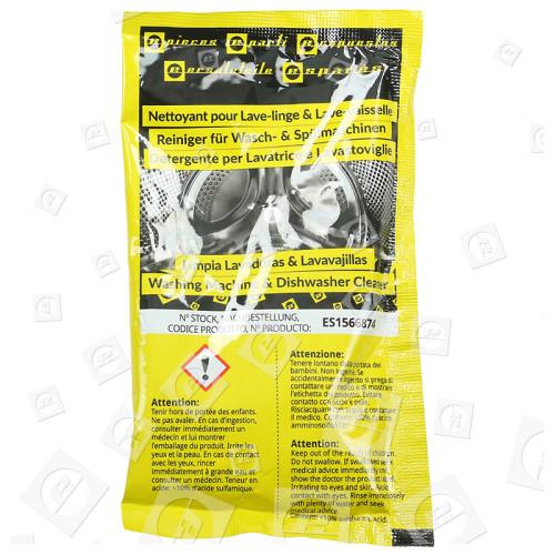 International Espares Anticalcare E Detergente Per Lavatrice E Lavastoviglie Edesa