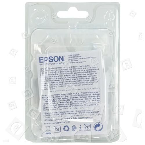 Epson Original T1632 XL Tintenpatrone Mit Hoher Reichweite Cyan