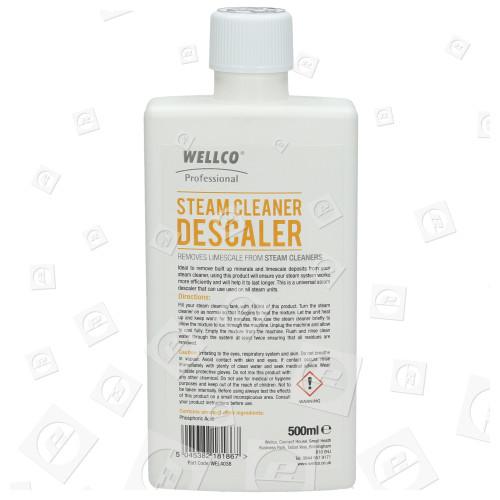 Detergente Anticalcare Per Pulitrice A Vapore Wellco Professional