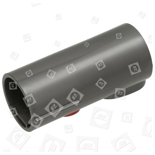 Strumento Adattatore A Sgancio Rapido Cinetic Big Ball Animal UK (Iron/Sprayed Nickel/Red) Dyson