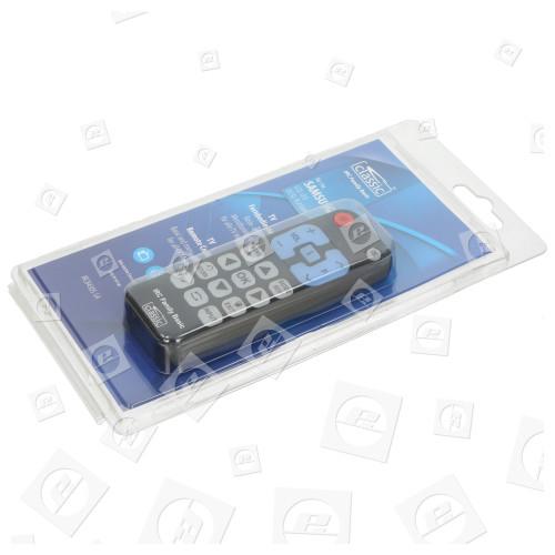 Akura Kompatible TV Fernbedienung Mit Grundfunktionen