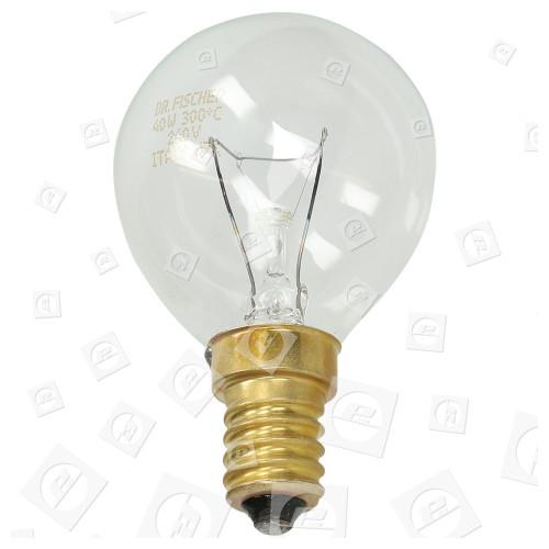 Lampadina Universale SES E14 40W