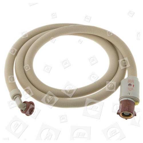 Hoover Universal Aquastop Einlaufschlauch - 2.5m - Gerade / Abgewinkelt
