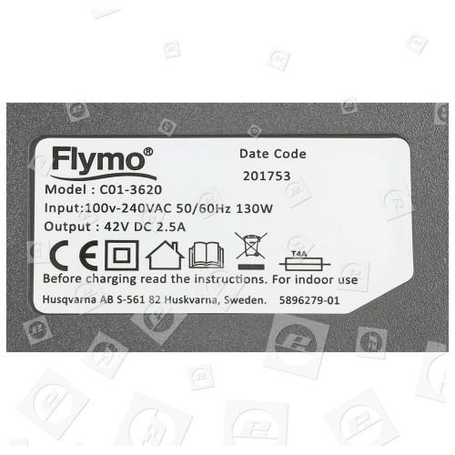 Flymo Ladegerät (GB Stecker)