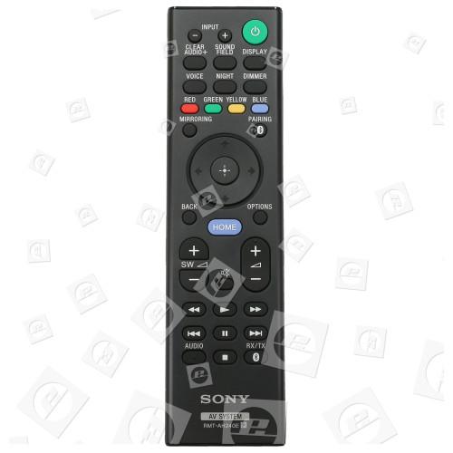 Telecomando Del Sistema Audio RMT-AH240E Sony