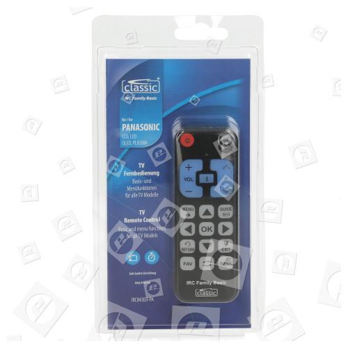 Beko 32WLA520HD IRC84303 Kompatible TV Fernbedienung Mit Grundfunktionen