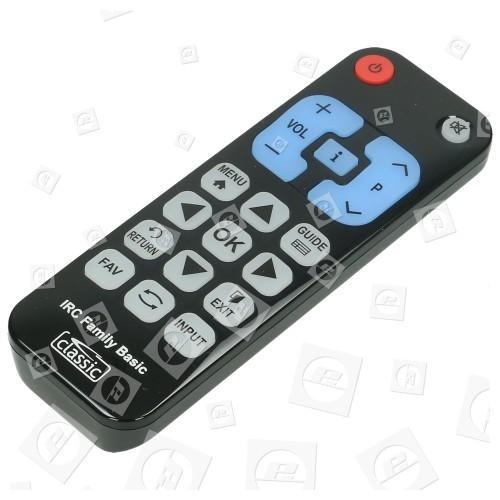 Aiwa IRC84304 Kompatible TV Fernbedienung Mit Grundfunktionen