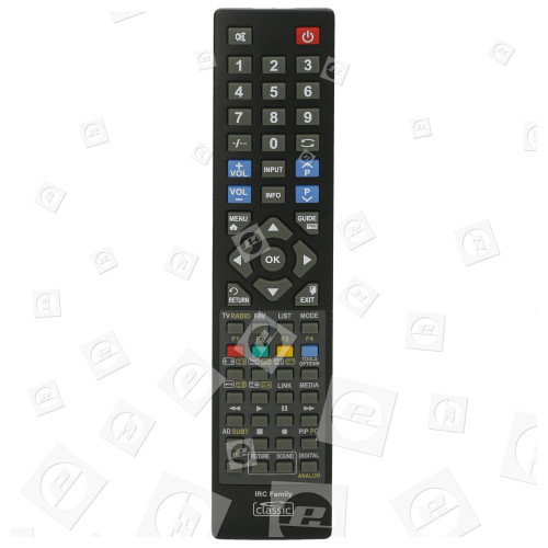 Classic IRC84203 Kompatible TV Fernbedienung Mit Allen Funktionen