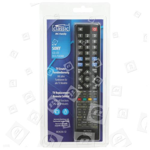 Classic Kompatible TV-Fernbedienung Mit Allen Funktionen