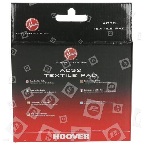 Hoover Mikrofaser-Stoffüberzüge 2er Pack Für S2in1300c