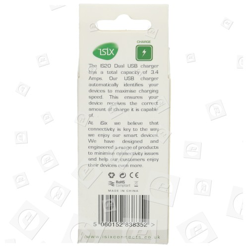 Doppel 3.4A USB Kfz Ladegerät | Ersatzteile & Zubehör für