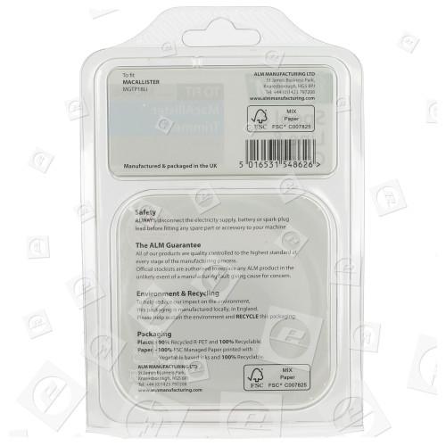 Rasentrimmer-Spule & Faden : MacAllister Modelle MGTP18Li