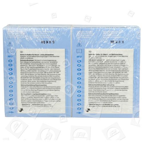 Détartrant Rapide Pour Lave-linge Et Lave-vaisselle - 4 X 250G - Bosch Neff Siemens