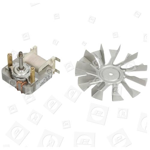 Motor Ventilador De Cocina Horno Hoover