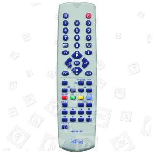 Classic IRC81138 Kompatible TV Fernbedienung