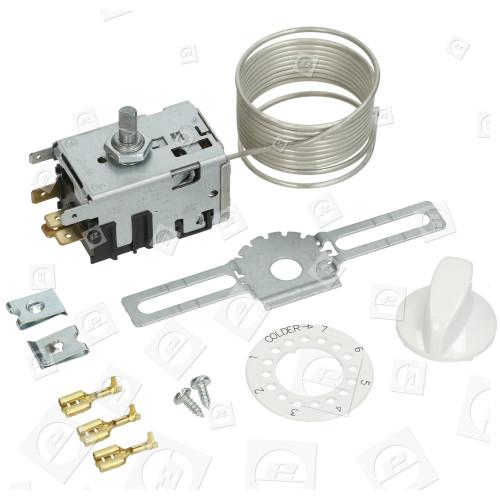 Thermostat De Réfrigérateur Congélateur : Compatible Avec Ranco VT9 / Danfoss 077B6232