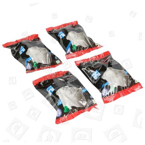 Cartuccia Filtro Acqua Brita Maxtra Compatibile- Confezione Da 4 Braun