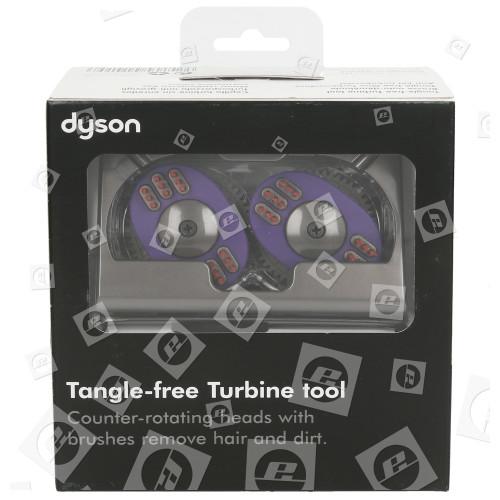 Turbina Anti-grovigli Cinetic Big Ball Animal UK (Iron/Sprayed Nickel/Red) Genuine